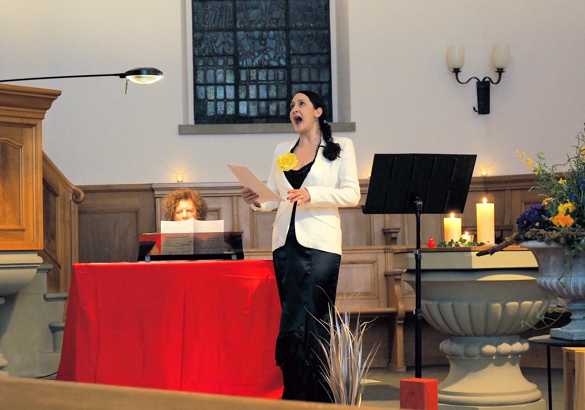 Sandra S. Schregle - Duo MezzoPiano - Frühlingskonzert 2017 Fruehlingskonzert 2017